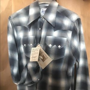 Rockmount Shadow Plaid Women's Shirt